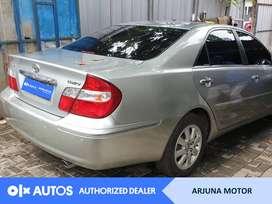 [OLX Autos] Toyota Camry 2002 3.0 V A/T Bensin Silver #Arjuna Motor