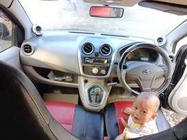 py Istri Kondisi Sangat Terawat Datsun go+ 2014 pjk hdp Ac dingin bsTT
