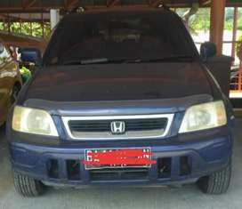 Honda CRV 2002 Manual 4x4