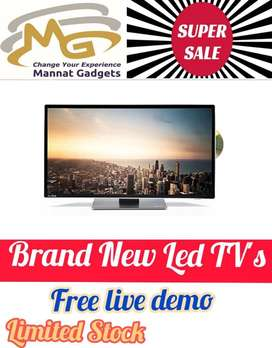 fully android** 32 inch smart android led tv | slim design