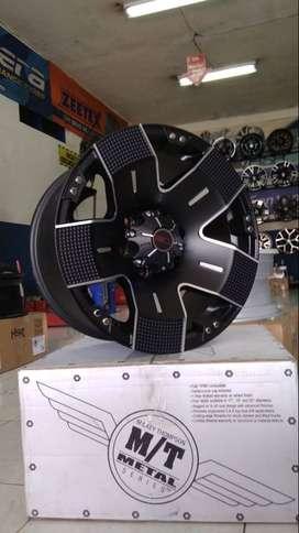 VELG MOBIL PAJERO R20X9 PCD 6X139,7 HSR