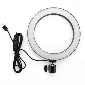 26cm ring light with 3 modes
