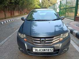 Honda City V, 2010, Petrol