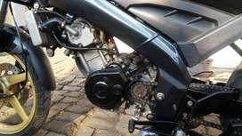 Motor vixion mulus
