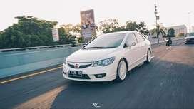 Honda Civic FD 1.8 manual CBU Thailand White Pearl (RARE ITEM)