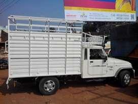 Bolero Pickup Driver With Heavy License