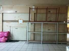 Dijual kios dipusat pasar (bisa nego)