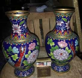 Vas China kembar kuno