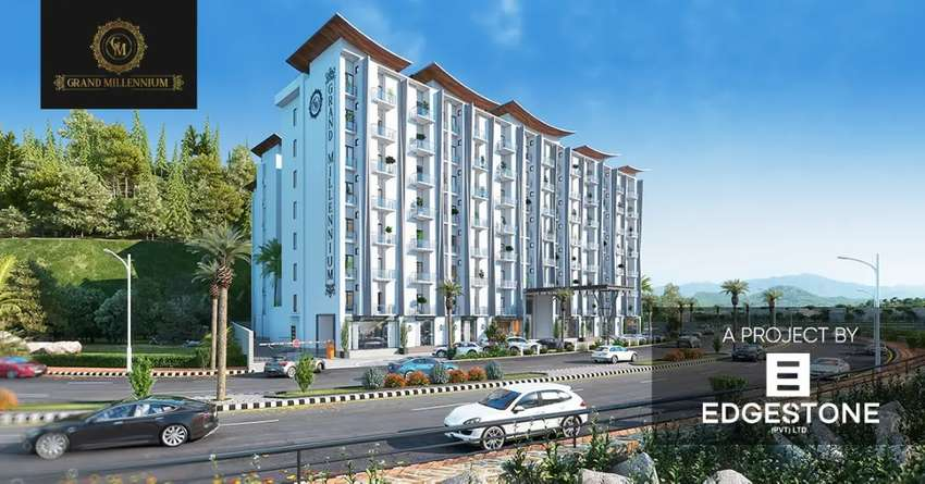 Apartment For Sale In Bahria Town Phase 8 Islamabad