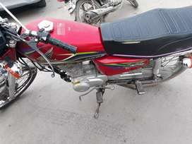 Honda 125 exceent condition no work required