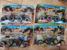Hotwheels monster truck isi 2