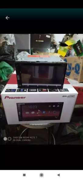 Tape doubledin pioneer pioneer Avh A 315 bt