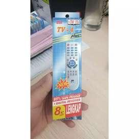 Remote tv universal frew baterai