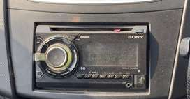 Sony stereo with bill