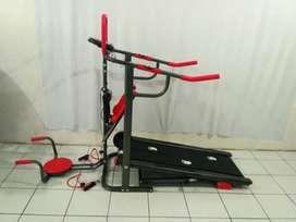 Treadmill Manual Total TL-003   Multifungsi