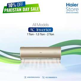 Air - conditioner of haier brand free deliver