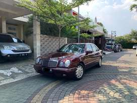 Mercy E320 1997 , automatic , new eyes W210 , rawatan
