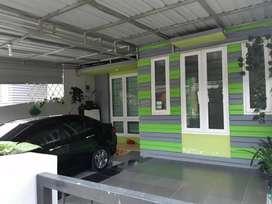 Dijual rumah cantik siap huni di Borneo Paradiso Jl. Mulawarman