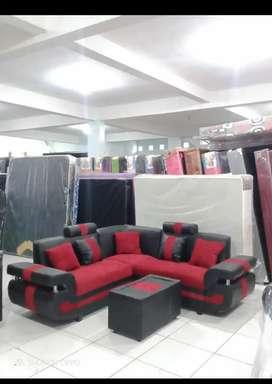 Sofa sudut ready