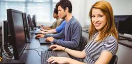 Urgent requirment in CNF post Admin in office qualification 12the