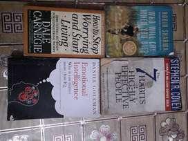 Buy any one Bestselling novel