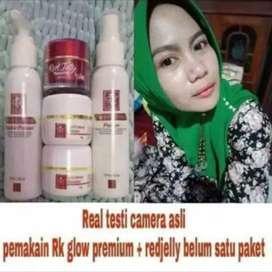 Paket RK Whitening & Red Gel Glow (Banjarmasin)