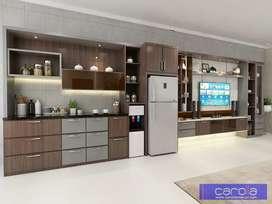 Kitchen set, kamar set, interior design