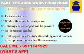Good and Best opportunity monthly salary 23000