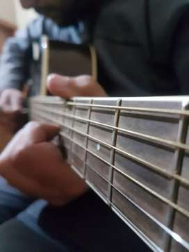 Guitar Lessons (Home & Online)