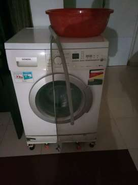 Simiens fully automatic front load washing machine