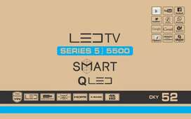 New LED TV all size 32,40,50,55 Inch warranty 1year