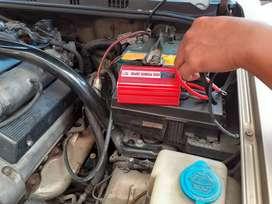 Penghemat BBM Iseo Power Kedap Air ,Jadi Aman saat Mobil Di cuci BOS