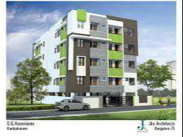 At Sujatha Nagar, 2 BHK Flats On Sale