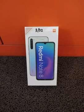 Xiaomi note 8 Quad camera AI 48MP ( 3GB)