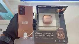 Samsung Galaxy Note 20 ultra free indosat @100k 12bln