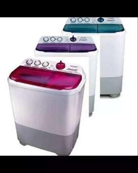 Kredit mesin cuci tanpa DP proses 15menit