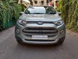 Ford Ecosport 1.5 Ti VCT AT Titanium, 2014, Petrol