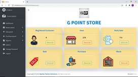 Grocery shop  billing application