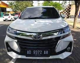 Toyota Avanza G metik 2019 asli AD