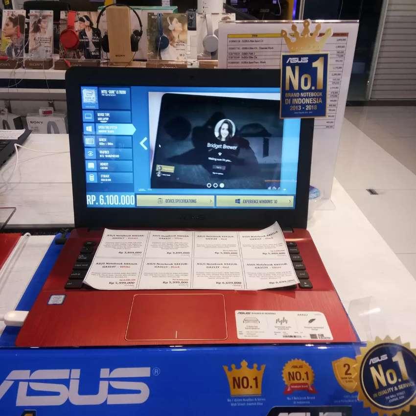 Laptop Acer X441BA Cicilan Tanpa Kartu Kredit 0