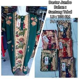 DASTER WANITA DASTER JUMBO DASTER TEBAL DASTER MURAH GROSIR DASTER