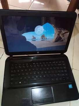 Laptop HP type N2820