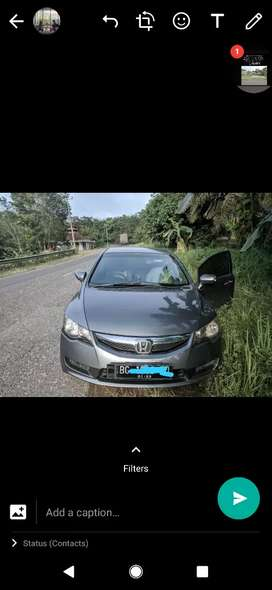 Honda Civic FD 1.8 MANUAL 2009