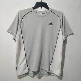 Jersey Sepeda Joging Futsal Olahraga Adidas Original