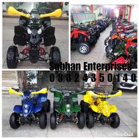 Special Discount 2020 Models ATV Quad 4 Wheel Bikes Deliver In All Pak