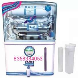 Brand new Aquafresh with RO UV UF TDS available with free pre filter.
