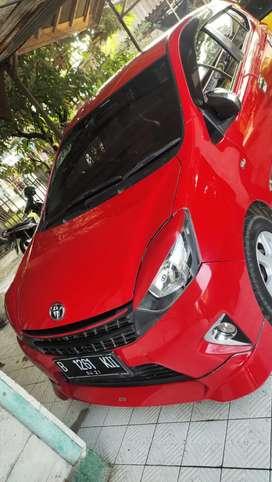 Dijual mobil Toyota Agya 2016 tipe trds
