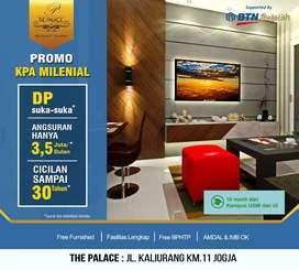 Palangkaraya,Miliki Apartemen The Palace Tanpa DP Tinggal Bayar Angsrn