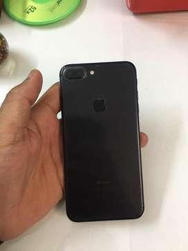 iPhone 7 plus 256 GB Matte Black