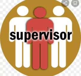 Supervisor jobs opening